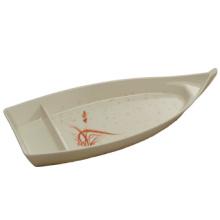 Melamine Boat Plate Tableware/100% Melamine Tableware (AGA65)