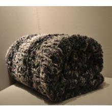 Supre теплое роскошное двустороннее бархатное одеяло