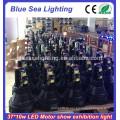 2015 новые мощные выставочные огни 37x10w