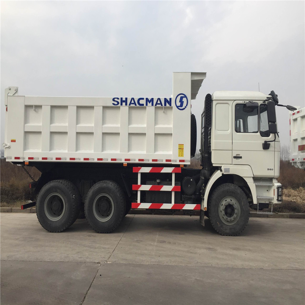 Camion tombereau Shacman F2000 Camion tombereau SINO