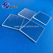round or square optical glass windows
