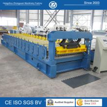 Профилегибочная машина для производства гофрированного листового металла с ЧПУ