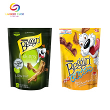 Pembungkusan Kacang Moisture-proof Stand Up With Ziplock