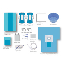 Disposable Sterile Obstetrics Gynecology Surgical Pack