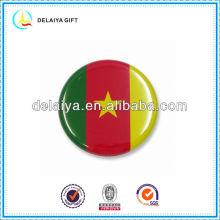 Флаг Камеруна олова значок