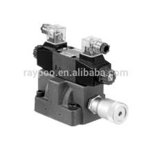 SF SDF El control de flujo de solenoide SD SFD se aplica a la maquinaria de fabricación de zapatas