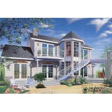 План Дома Драммонда 2688