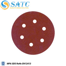 mini sanding disc for metal and wood