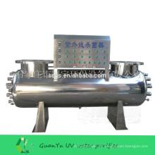 304 acero inoxidable ultravioleta para la desinfección de la integración de la agua de desecho para el tratamiento de agua lista de precios