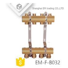 ЭМ-Ф-B032 предварительно собранные коллекторы для систем отопления