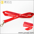 customized polyester with national flag nice lanyard