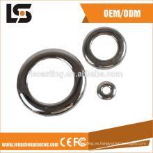 Componentes pulidos de acero inoxidable de superficie de 555 material de acero inoxidable