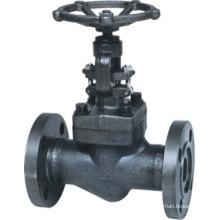 API geschmiedetes Stahlkugelventil (GLZ41X)