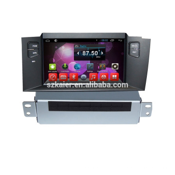 Octa-core 7.0! Manufacturer 7'' Car DVD Player for Citroen C4L with 4G function Radio Navigation map card