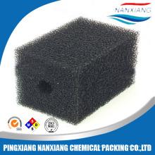 Espuma de poliuretano filtro de espuma de poliuretano embalagem esponja de aquário
