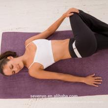 aptidão não escorregar toalha de esteira de ioga seca rápida YT-002