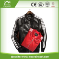 Low Price Breathable Outdoor Casual  PU Jacket