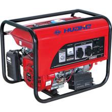 HH5200, HH6200, gerador da gasolina da potência HH7200 (3KW / 4KW / 5KW)