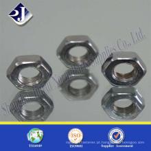 Fornecedor de China boa força aço HDG porca hexagonal
