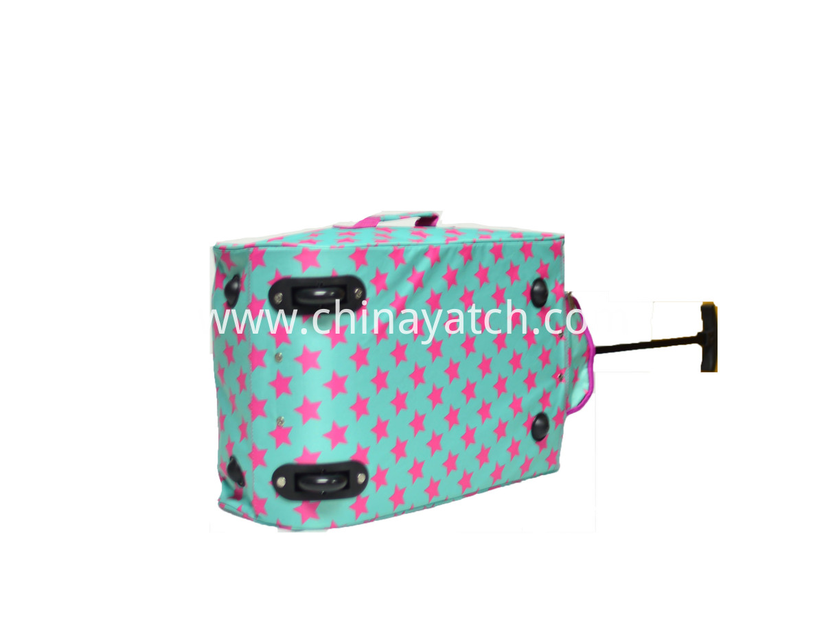 EVA Printing  Travel Bag