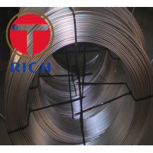 Stainless steel coil tube for Heat Exchangers