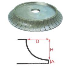 Высокое качество горячий продавать 9 истирательный меля колеса диаманта сбывания промотирования 7 керамическую колеса