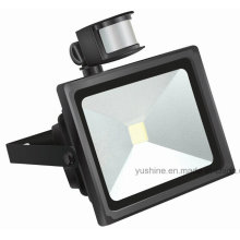 Heavy Body 50W LED Flood Light with Sensor