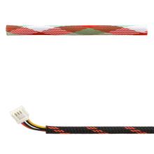 Fireproof PET braided sleeve