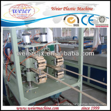 Wire & electrical conduit PVC pipe making machine