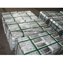 Factory supply Zinc Alloy Ingot Zamak 3/5/8/zinc Ingot