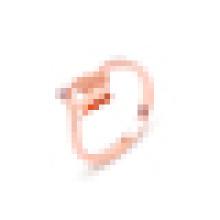 Mädchen 925 Sterling Silber Schmetterling-förmige Öffnung Ring