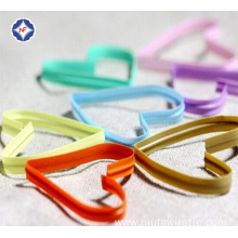 Colorful Plastic Single Wire tin tie