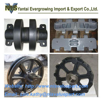 Undercarriage Parts for Crawler Crane