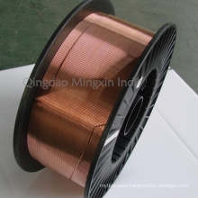 Professional supplier Solid CO2 MIG Welding Wire 1.2mm Pakced in Spool/Drums From in China
