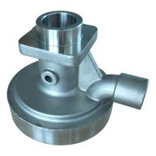 Bastidor de inversión de acero personalizado fundición de cera perdida con mecanizado