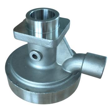 Подгонянная стальная отливка Облечения потерянная отливка воска с подвергать механической обработке