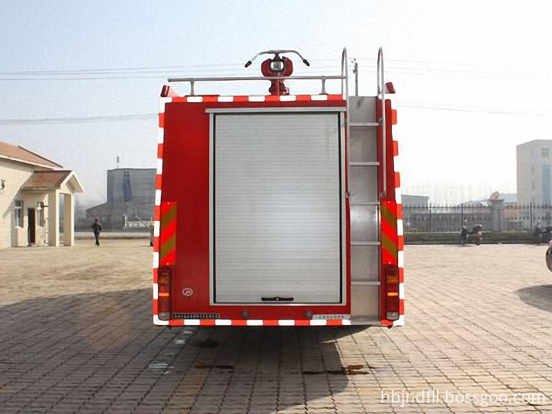 Fire Truck Fire Engine 71