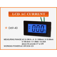 Digital LCD Micro Voltmeter Voltage Meter
