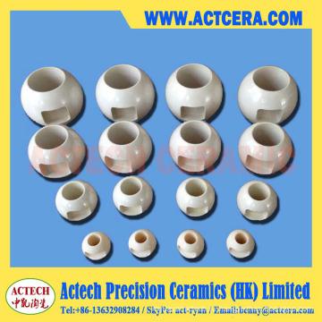 Прецизионные керамические шаровые клапаны обработки