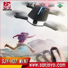 Wholesale Mini Pocket JJRC H37 Mini Baby elfie Foldable RC Drone with Headless quadcopter