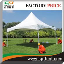 Weißes Festzelt-Zelt zum Verkauf 5x5m in Aluminium-Struktur für Hochzeitsfeier Veranstaltungen