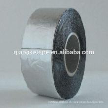 cinta de butilo de aluminio resistente al agua