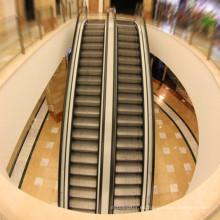 Ahorro de energía Step Auto Start Stop Handrail Escalera mecánica