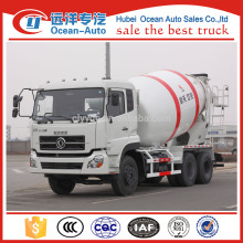 DongFeng brand! 8 cubic meters left hand driving concrete mixer truck for sale