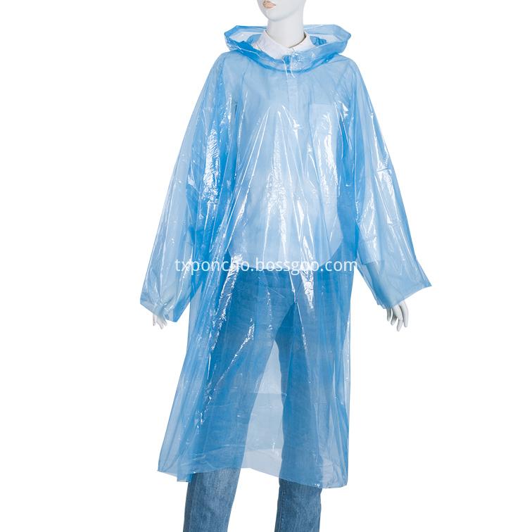 Plastic raicoat