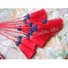 La más vendida de alta calidad y diseño especial Chino tradicional borla decorativa