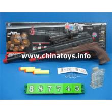 Nova arma de brinquedos de plástico com bala de água, bala macia (887745)