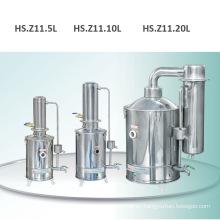 Comprar destilador de agua pura de la industria