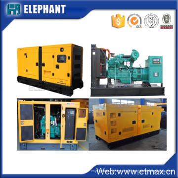 Vente chaude Chine 44kVA 35kw Portable CUMMINS Moteur Diesel Générateur
