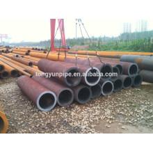Hot rolling tubo de aço sem costura tubo